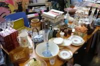 MERCADILLO SOLIDARIO-CARBOOT SALE FOR CHARITY